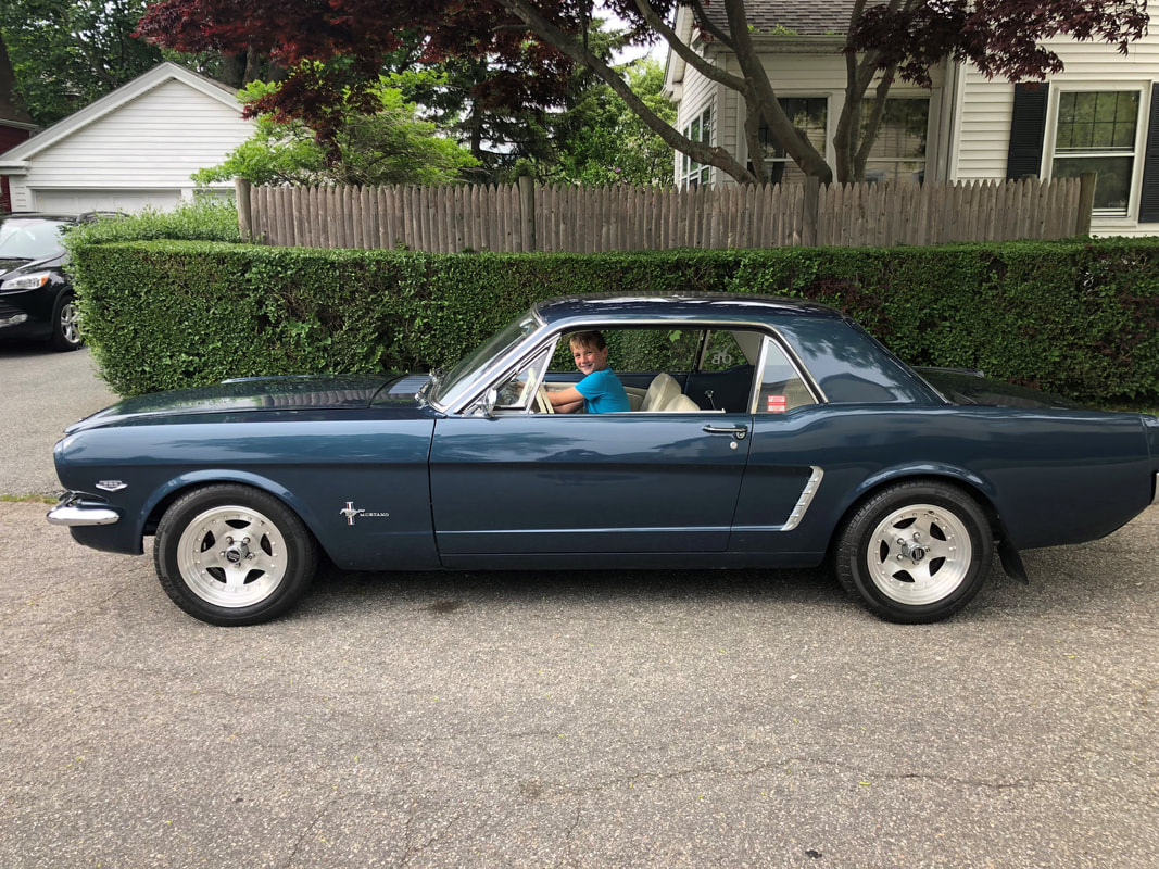 1964 1 2 Mustang Coupe Apache Automotive Ford Mach